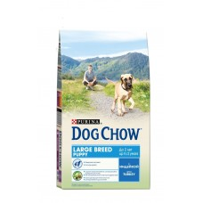 DOG CHOW 14кг д/щенков крупных пород индейка 1324
