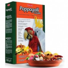 Padovan Grand Mix Pappagalli 600,0 д/крупных попуг 186  1/12