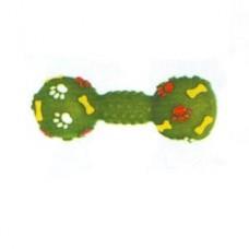 Игрушка д/соб Триол гантель с лапками и косточками 76020*