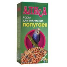 Алиса 450,0 д/волнистых попугаев+минералы 1/30
