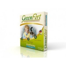 Green Fort биокапли д/кошек от блох 3*1мл 1/30 2616