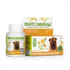 Фитомины против аллергии д/собак №100 5794