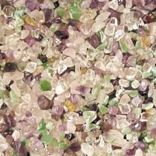 Грунт Кварц 2,3-5 мм, 2 кгТриол 20503 натуральный смесь- цветная ---