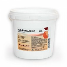 Альбендазол 10%  0.5 кг