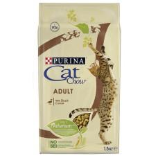 CAT CHOW  1,5 Д/ВзрКош Утка  (1*8)