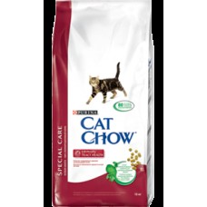 CAT CHOW 15кг д/к сух МКБ