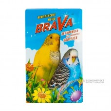 Brava 500,0 д/волнистых попугаев стандарт 1/14
