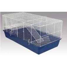 Клетка д/кроликов 101,5*51*45см Триол 2211SY-К (2 этажа)
