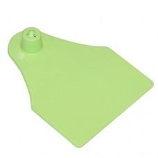 Бирка Female 09 мама (69,5х57,0) зеленая с/н