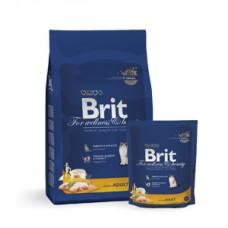 Brit 1,5кг NEW Premium Cat Adult Chicken д/взр. кошек с  мяс курицы и кур.печень 3810