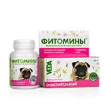 Фитомины д/соб с очистительным фитокомплексом 50 гр. 5978 1/30