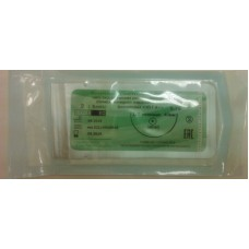 Нить хир. Полигликолидная Mepfil HR40 №2 (0,75м)*