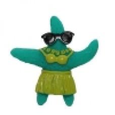Звезда морская зеленый   1/20--ZIVER