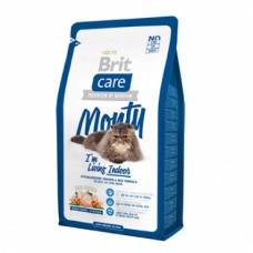 Brit 400гр Care Cat Monty Indoor д/кош,живущих в квартире 132611