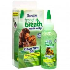 Гель д/чистки зубов Тропиклин