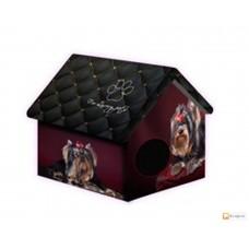 Домик для животных 33х33х40см ДМД-1 Йорк