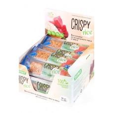 TITBIT Батончики Crispy Rice из воздушного риса и мяса цыпленка 5736 1/16