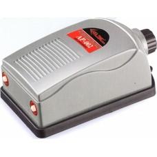 Компрессор СИЛОНГ АР-002 двухканальный 5Вт  2*2,5л/мин с регулятором*