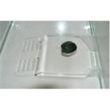 Плот Пл-1 д/черепах (установка на дно аквариума  малый)  h 3*12*19 см