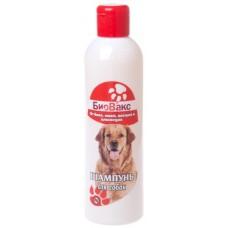 БиоВакс шампунь д/собак инсектицидный 250мл 1/12 -0316-
