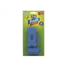 Гигиенический контейнер Mr.Fresh для уборки фекалий+ пакеты 40шт 1/48