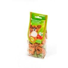 TITBIT Бисквитные косточки с морковью и кабачком (100 г) 006344 1/40