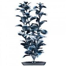 Растение 13см перламутровое Людвигия черно-белая PP-579