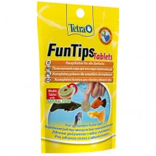 TETRA FunTips Tablets 20т корм в таблетках для приклеивания к стеклу 254305