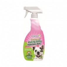 ESP01617 Средство 710мл для очищения шерсти для собак Oatmeal Baking Soda Waterless Bath 24oz --