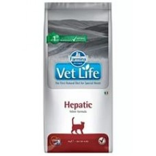 FARMINA Vet Life Cat 2кг Hepatic 2 кг 0399