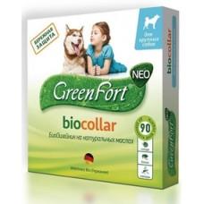 Green Fort neo БиоОшейник д/собак крупных пород