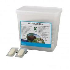 Метрициклин 100 табл/уп (внутримат. табл.хлортетрациклин 1 таб/100 мг