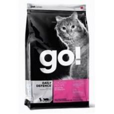 GO! NATURA д/кошек и котят 3,63кг с Цельной Курицей, фруктами и овощами 2998