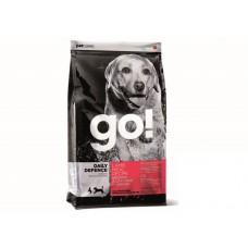 GO! NATURA д/собак и щенков 2,72кг со свежим Ягненком 0115