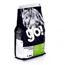 GO! NATURA д/собак и щенков 2,72кг Беззерновой с Индейкой для чувств. пищеварения 0164