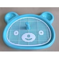 Туалет д/собак Панда Столбик 45Х62Х6 см