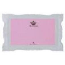 Коврик под миску My Princess, 44 ? 28 см, розовый