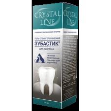 Зубастик CRYSTAL LINE гель стоматологический 30 мл -5171-