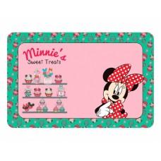 Коврик под миску Minnie & Treats 430x280мм Triol WD3033 30211011