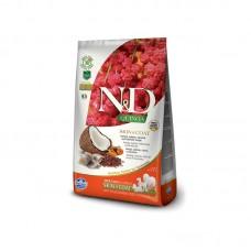 FARMINA N&D Dog Quinoa 2,5кг д/собак Adult с сельдью уход за кожей и шерстью 5592
