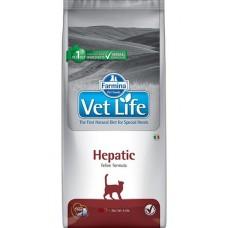 FARMINA Vet Life Cat 400гр Hepatic д/кошек при заб. печени 0405