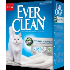 Ever Clean Total Cover 6л комкующийся с микрогранулами двойного действия 213097 1/1