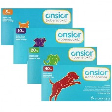 Онсиор 6 мг. №6  для кошек ИЛАНКО