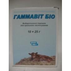 Гаммавит био (10х25гр.)