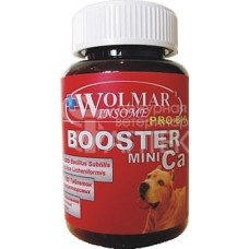 WOLMAR Winsome Pro Bio BOOSTER Ca MINI Минеральный комплекс д/мелк. собак 180т