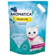 Aromaticat PREMIUM10л(4кг) Силикагелевый гигиенический наполнитель