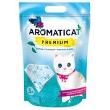 Aromaticat PREMIUM 5л(2кг) Силикагелевый гигиенический наполнитель