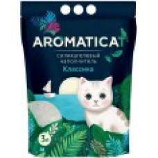 Aromaticat Классика 3л(1,25кг) Силикагелевый гигиенический наполнитель