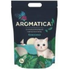 Aromaticat Классика 5л(2,08кг) Силикагелевый гигиенический наполнитель