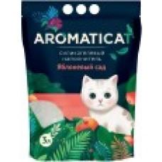 Aromaticat Яблоневый сад 3л(1,25кг) Силикагелевый гигиенический наполнитель